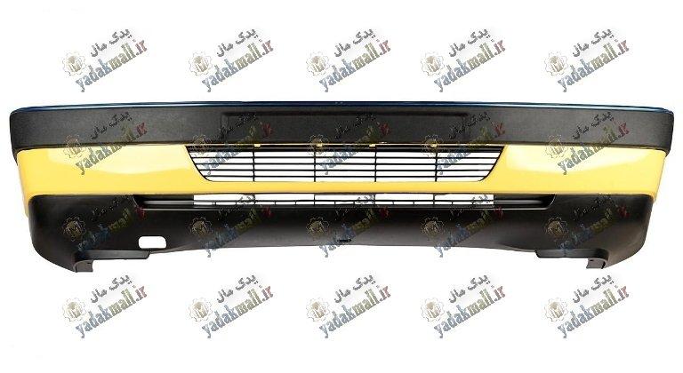 سپر جلو 405 زرد تاکسی مهرساز