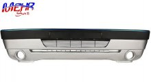 سپر جلو 405 SLX نقره ای مهرساز