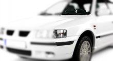 گلگیر سمند سفید چپ (راننده)